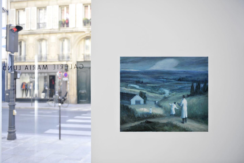 Refonte de site Galerie MariaLund - Vignette - In blossom